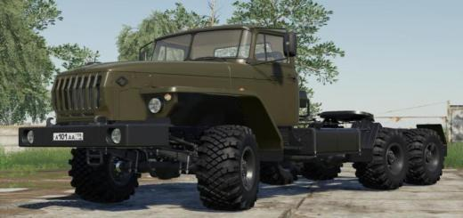 Photo of FS19 – Ural 44202 V1