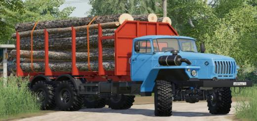 Photo of FS19 – Ural Pack: Autoload Addon V1