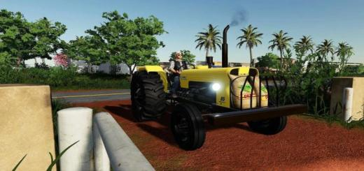 Photo of FS19 – Valmet 85 Tractor V2