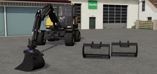 Photo of FS19 – Vollvo Ew60 V1
