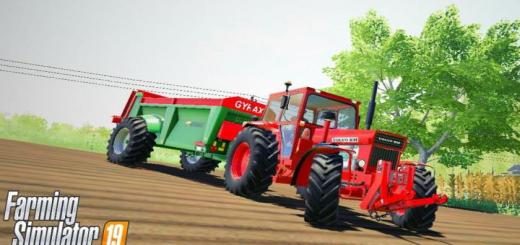 Photo of FS19 – Volvo Bm 814 Final Version