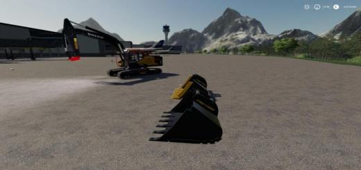 Photo of FS19 – Volvo Ec-300E V1.23