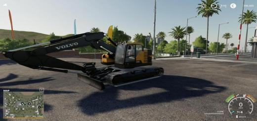Photo of FS19 – Volvo Ecr335E V1