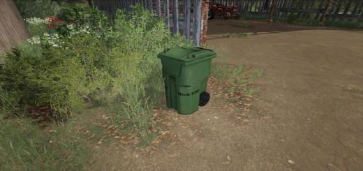 Photo of FS19 – Waste Cart V1.1