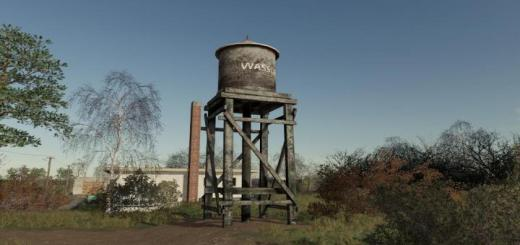 Photo of FS19 – Water Tower V1