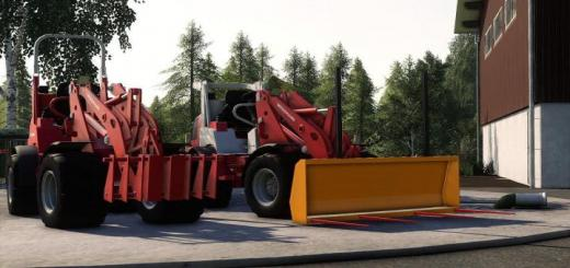 Photo of FS19 – Weidemann 1770Cx50 V1.1