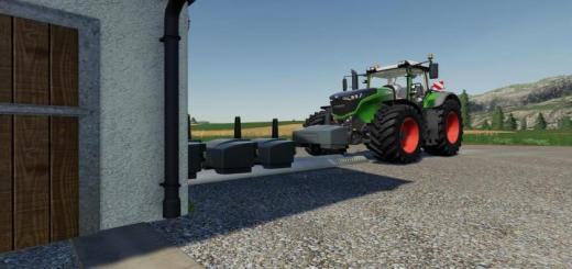 Photo of FS19 – Weight System V1