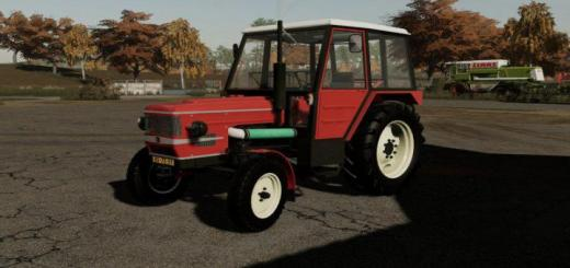 Photo of FS19 – Zetor 56 Series Pack V2