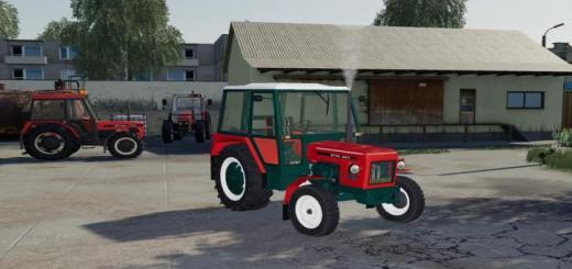 Photo of FS19 – Zetor 6911 Red Tractor V1