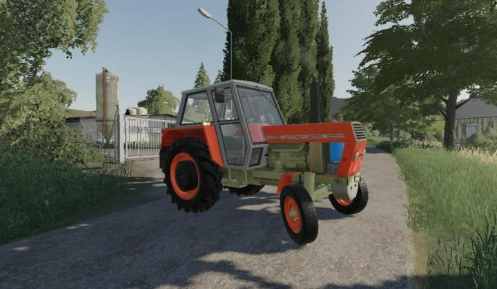 FS19 - Zetor 8011 Pack V1
