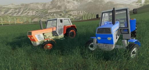 Photo of FS19 – Zetor 8011 Tractor V1