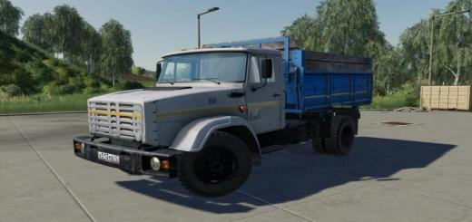 Photo of FS19 – Zil 45065 Truck V1