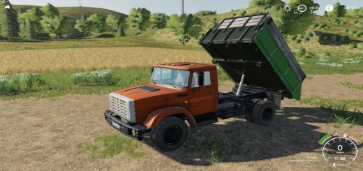 Photo of FS19 – Zil 45065 Truck V2