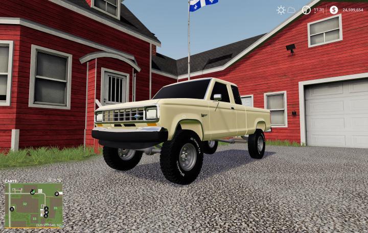 FS19 - 1988 Ford Ranger V1