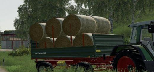 Photo of FS19 – 2-Axle 3-Sided Tipper V1
