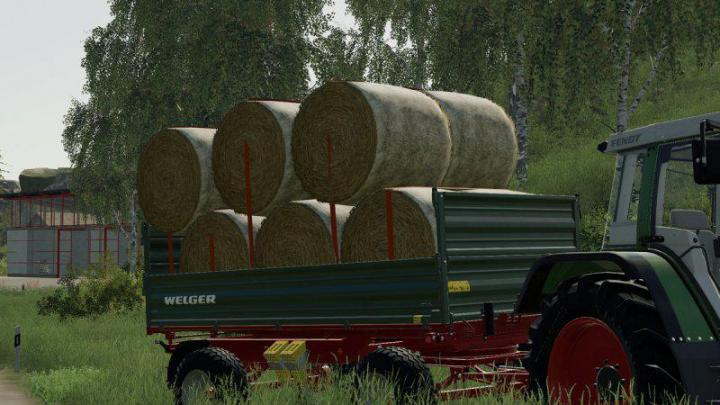 FS19 - 2-Axle 3-Sided Tipper V1