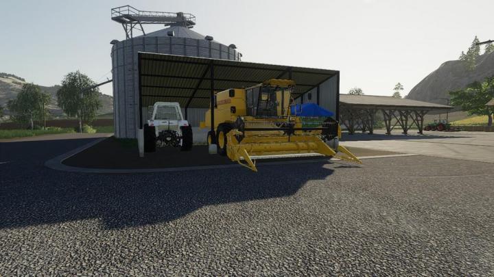FS19 - Agricultural Shed V1