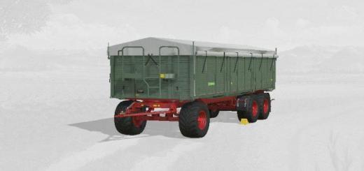 Photo of FS19 – Agroliner Hkd 402 Trailer V1
