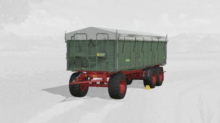 FS19 - Agroliner Hkd 402 Trailer V1