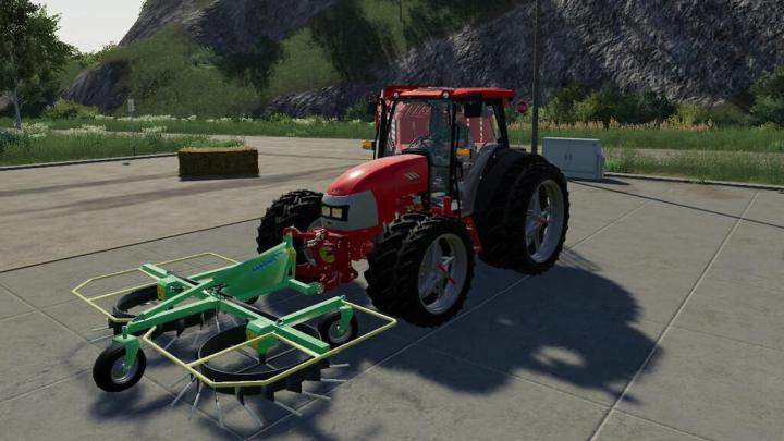 FS19 - Agronic Wr500 V1.0.0.3