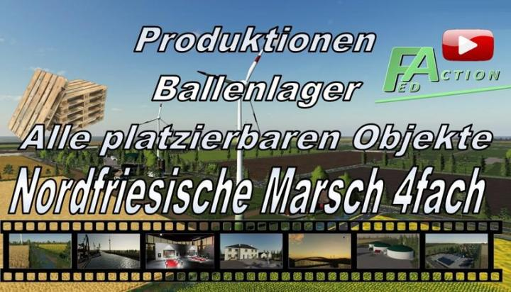 FS19 - All Productions For The Nf March 4-Fold Holzlager V2.5