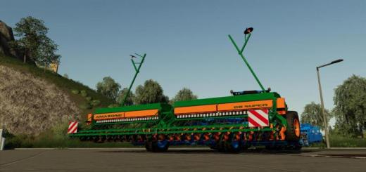 Photo of FS19 – Amazone D8 60 V1.1