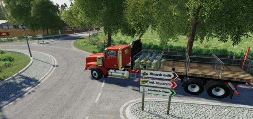 Photo of FS19 – Autoload It-Runner Platform For Pallets V1