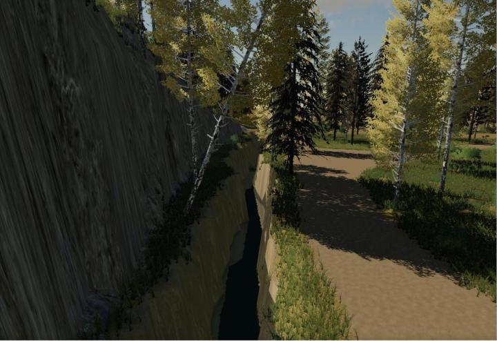 FS19 - Autumnal Equinox Forest V1