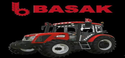 Photo of FS19 – Basak 2110S Tractor V1