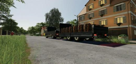 Photo of FS19 – Bdm Autoload Pack Hof Bergmann V2