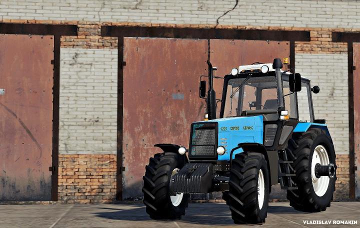 FS19 - Belarus Mtz 1221 V2.0.5