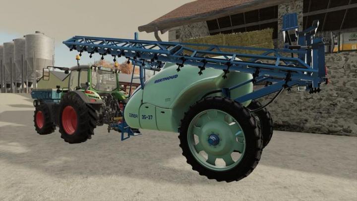 FS19 - Berthoud Tenor 35 37 V1