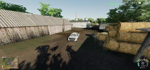 Photo of FS19 – Big Polish Farm Map V1