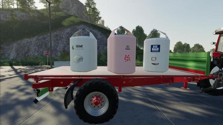 FS19 - Bigbag Pack V1