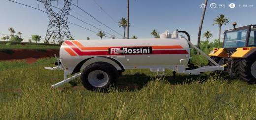 Photo of FS19 – Bossini B100 V1.1