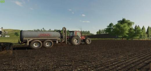 Photo of FS19 – Bossini B2 140 V1
