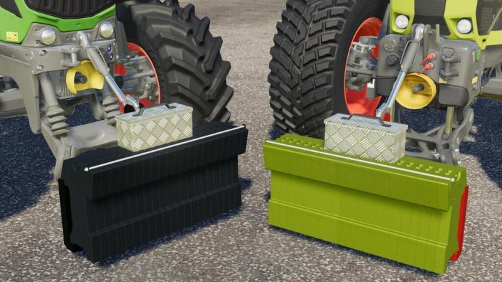 FS19 - Boxes Pack (Prefab) V1