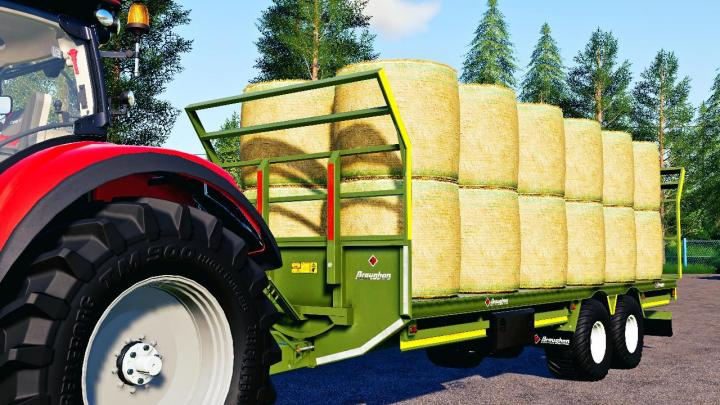 FS19 - Broughan Autoload V1