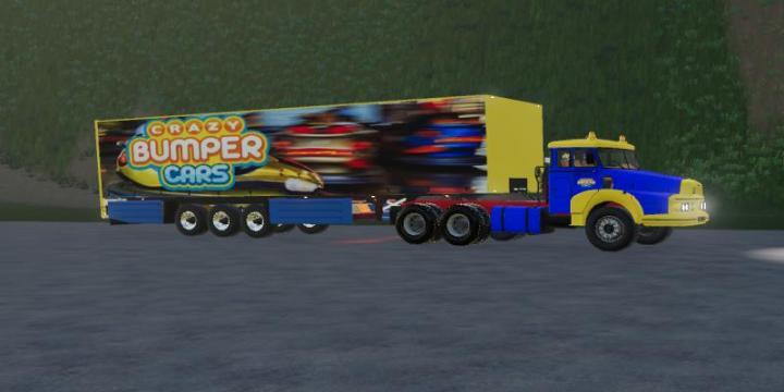FS19 - Cargobull Ttransports Bumpercars V2