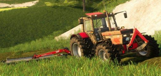 Photo of FS19 – Case 1056 Tractor V1