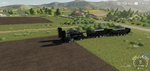 Photo of FS19 – Case Ih Axleflow 9240 V1.0.0.1