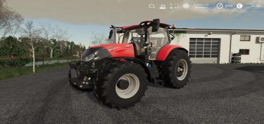 Photo of FS19 – Case Ih Puma Cvx Tractor V2