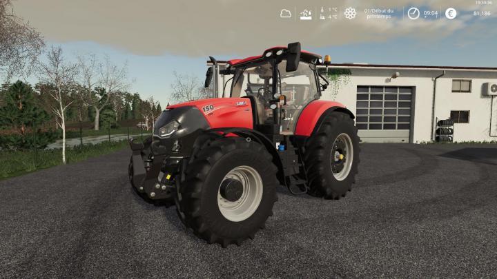 FS19 - Case Ih Puma Cvx Tractor V2
