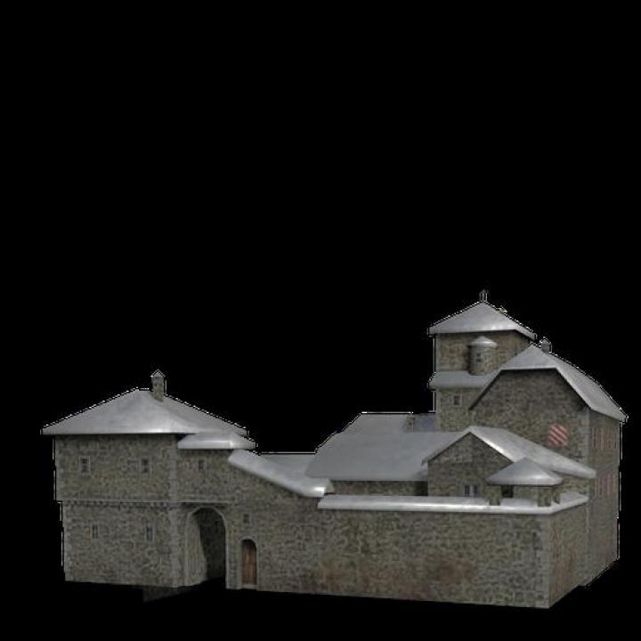 FS19 - Castle V1