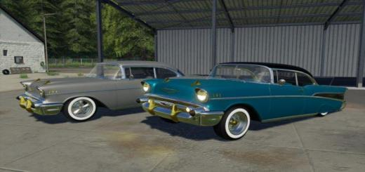 Photo of FS19 – Chevrolet Bel Air 1957 V1