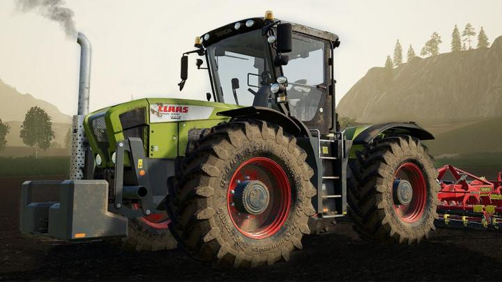 FS19 - Claas Xerion 3000 Series V1