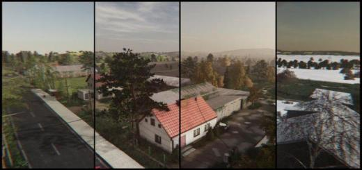 Photo of FS19 – Dabnica Map V1.2.1