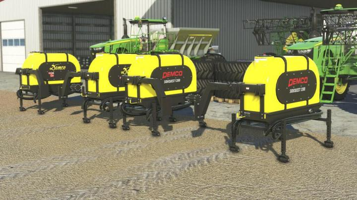 FS19 - Demco 1200 Gallon Sidequest V1.0.0.1