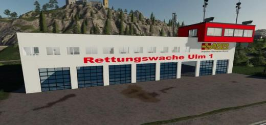 Photo of FS19 – Deployment Map Ulm V1