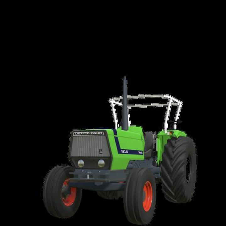 FS19 - Deutz Dx 310 Tractor V1